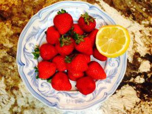 granita berries