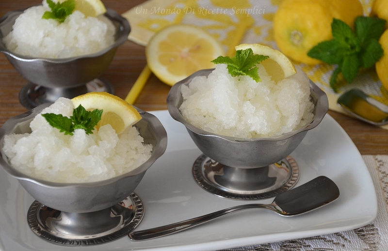 granita watermelon granita coffee granita simple lemon granita ...